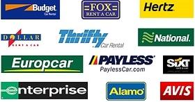 Car Rental - Worldwide